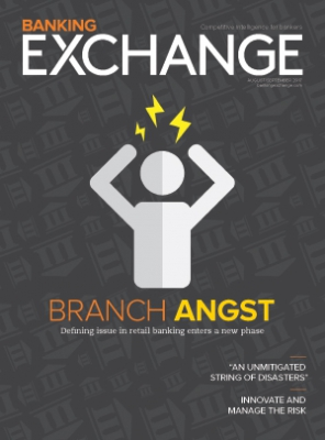 Banking Exchange Cover August 2017