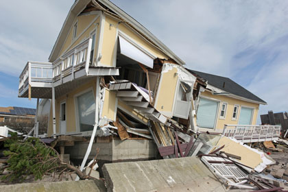 Flood insurance surprises could hurt Sandy victims