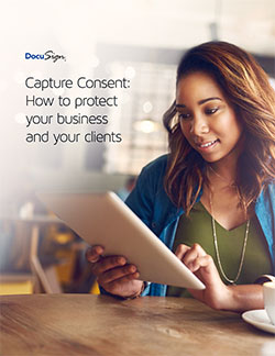 Docusign capture consent cover250