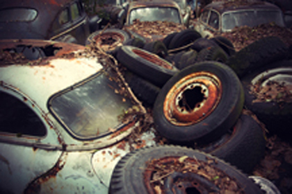 Increasingly, using yesterday's approaches to asset-liability management and ERM--enterprise risk management--will serve you about as well as the rusted clunkers above.