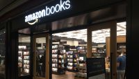 What can bankers learn from a bookstore run by Amazon, the online disrupter of the traditional book business?