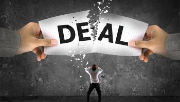 When merger deals come undone …