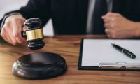 Enforcement gavel not disappearing