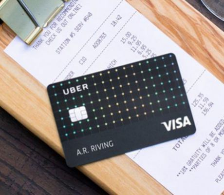 Uber Visa pulls up this week