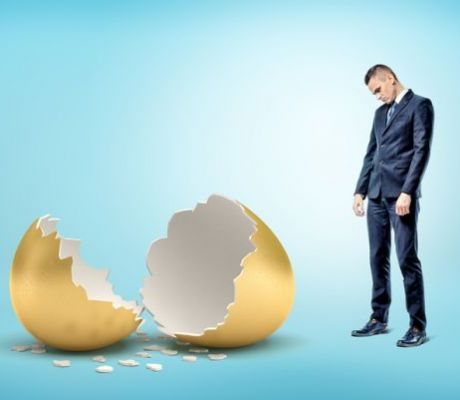 Within the Financial Services Industry, Even High Wage-Earners are Often Financially Fragile