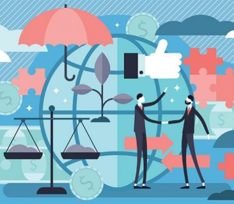 Social Responsibility Practices by Large Bank via Algorithm