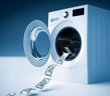 Fintech comes to the laundry room